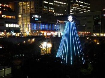 お台場クリスマスデート2013
